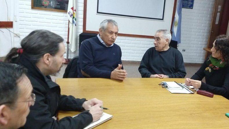 Alfredo Béliz continúa recorriendo la provincia para conocer in situ las necesidades de sus habitantes.