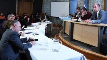 Una comisión integradapor senadores y diputados se encargó de elaborar el informe.