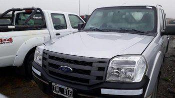 ypf subastara 17 vehiculos