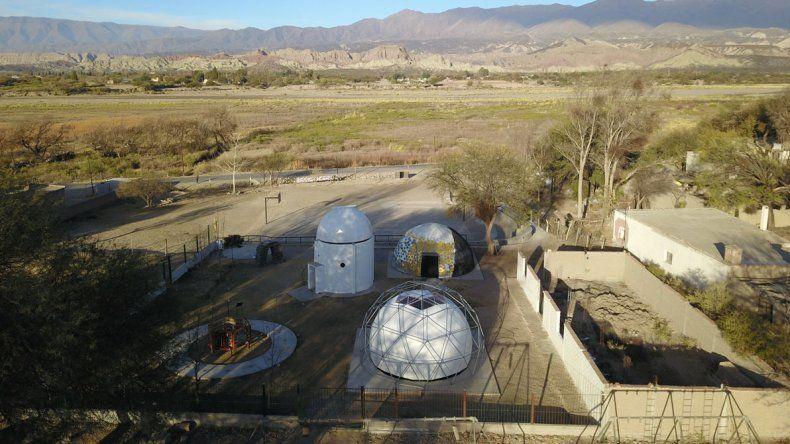 Abren una puerta al universo con el  observatorio inclusivo Quilla Punco
