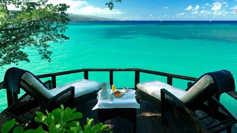 Jamaica y sus centros de retiro acuático
