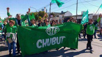 Los trabajadores del Estado provincial se movilizarán el martes en las principales ciudades de Chubut.