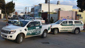 Voceros de la Clínica Cruz del Sur indicaron que el allanamiento que realizó Gendarmería a sus oficinas administrativas tuvo relación con una deuda impositiva.