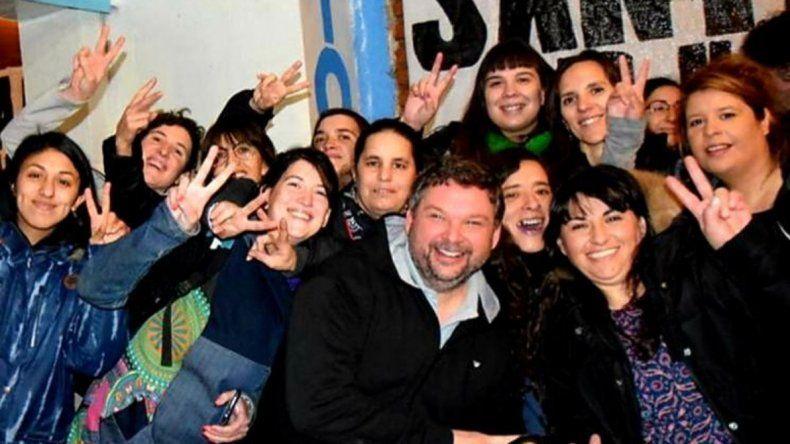 El Frente de Todos inauguró  su local partidario en Esquel