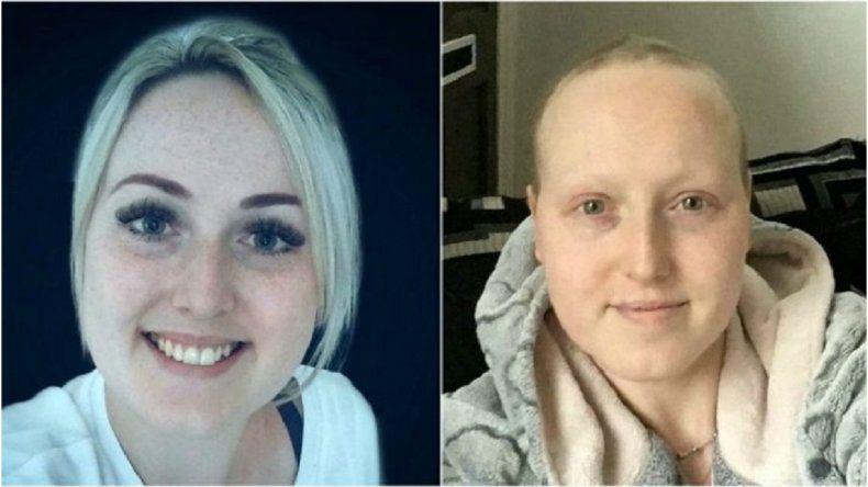 Le dieron quimioterapia y le practicaron una mastectomía pero no tenía cáncer