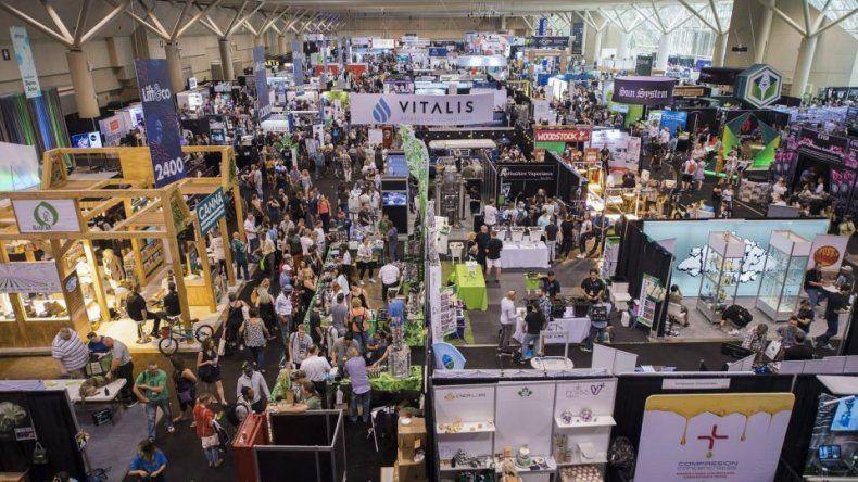 Preparan la primera Expo Cannabis de la Argentina