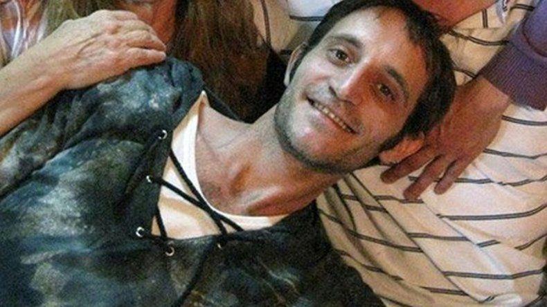 Nicolás Capovilla cumplió ayer 39 años y su familia lo sigue buscando