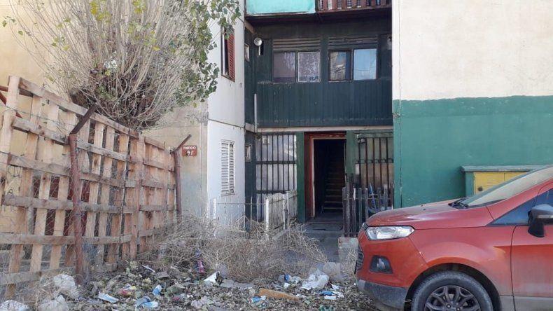 Secuestraron un arsenal de municiones en un departamento de 30 de Octubre en donde residiría el sospechoso de haber baleado a la víctima.