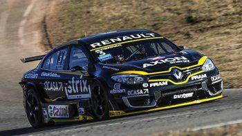 El tandilense Leonel Pernía fue tercero en Salta y de esa manera se mantiene al frente del campeonato de Super TC2000.