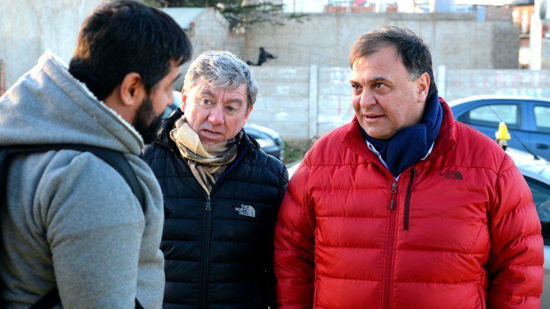 Arabel: están nerviosos,  todos hablan de Belloni