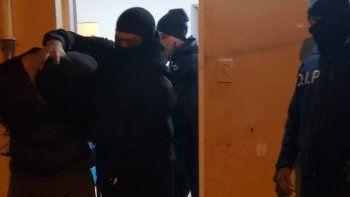 La Brigada de Investigaciones detuvo a Chipi Rodríguez el fin de semana.