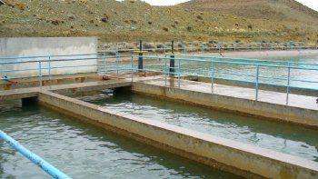Si se mantienen las reservas no habrá corte de agua en Comodoro