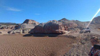 Rocas Coloradas y la Ruta del Petróleo: los dos nuevos productos turísticos de Chubut