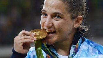 La judoca Paula Pareto es una de las grandes esperanzas argentinas para conquistar una medalla en los Panamericanos de Lima.