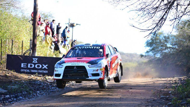 El Rally Argentino continuará con su desarrollo la próxima semana en Catamarca.