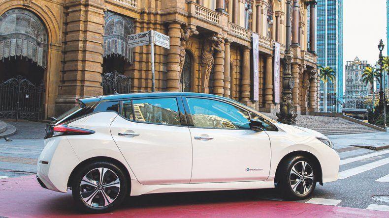 Nissan Leaf: el eléctrico más vendido del mundo