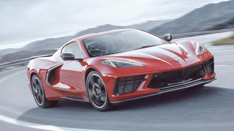 Chevrolet Corvette Stingray 2020: superdeportivo americano