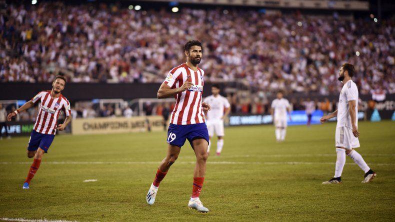 Atlético Madrid le hizo 7 goles al Real Madrid