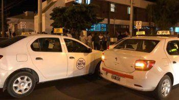 Intentaron asaltar a un taxista en el barrio Jorge Newbery