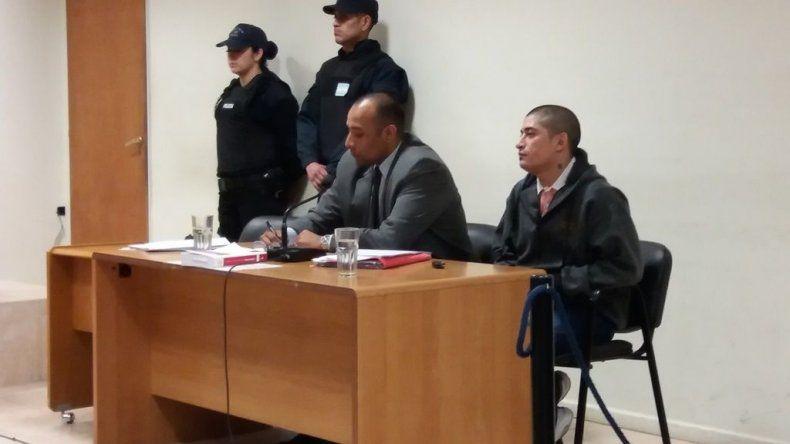 El juicio por el homicidio de Molina Escobar comenzó ayer en la Oficina Judicial de Comodoro Rivadavia.