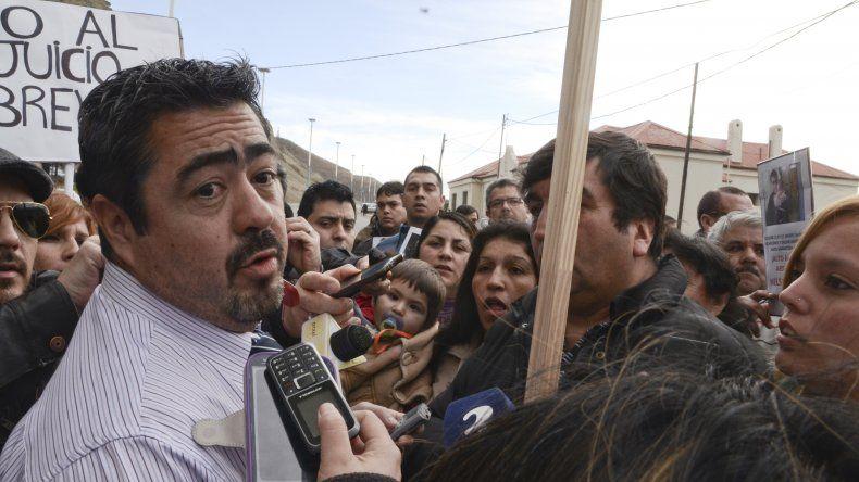 Héctor Iturrioz debió salir a dar explicaciones más de una vez por alguna decisión judicial que adoptó en Comodoro.