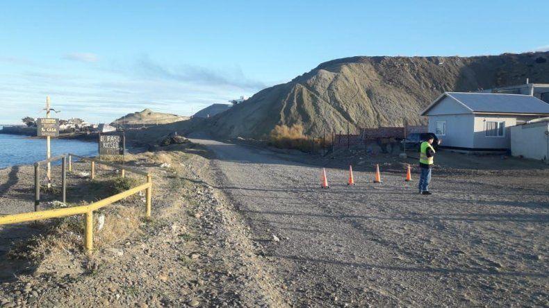 El camino Costero estará cerrado al tránsito