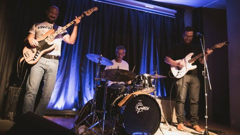 Tierral Hard Blues se presenta en el Cultural de Rada Tilly