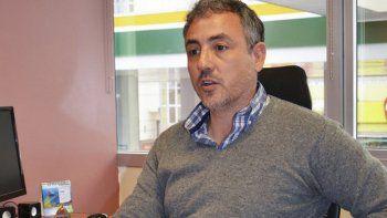 Daniel Albarracín fue electo nuevamente como titular de la URA.