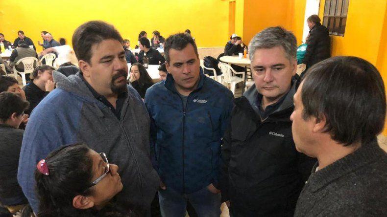 Guillermo Almirón recorre la ciudad y explicita sus propuestas de cara a las PASO.