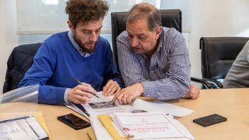 Linares: Comodoro tiene respaldo económico para la obra pública