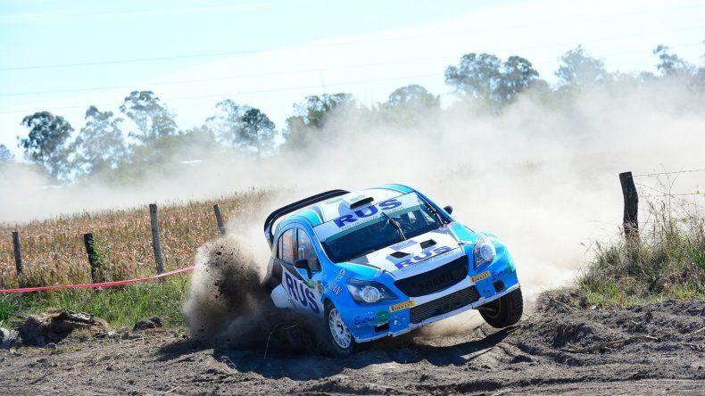 Hoy se iniciará por los caminos de Catamarca la sexta fecha del Campeonato Argentino de Rally.