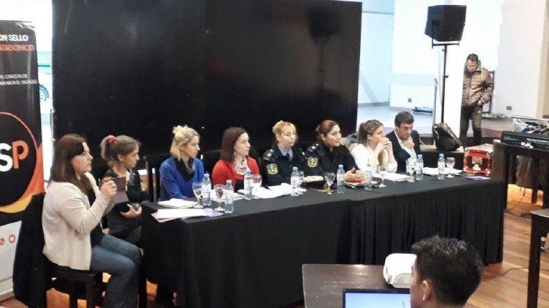 El fiscal Jefe Caperochipi destacó el abordaje de la Agencia de Violencia de Género