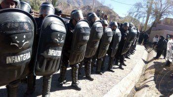 Insultos a Macri en su visita a Jujuy