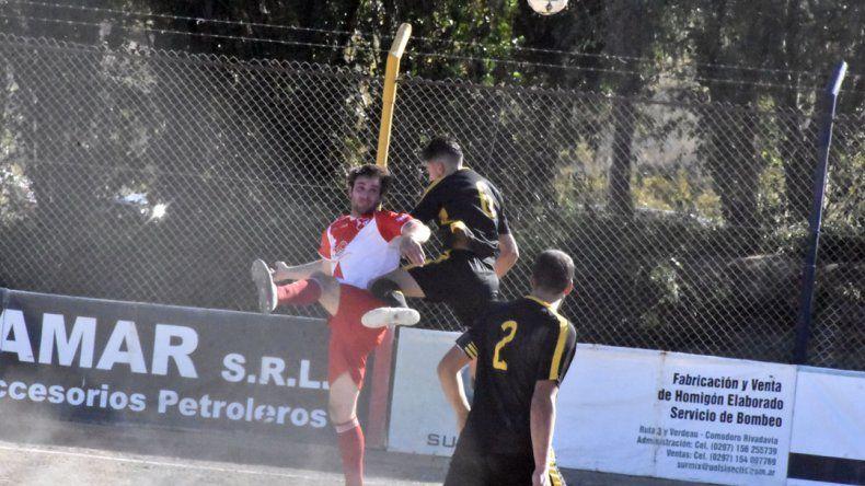Rada Tilly terminó tercero en el torneo Inicial y Sarmiento penúltimo