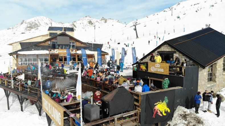 Doce paradores integran la Ruta Gastronómica del Cerro Catedral