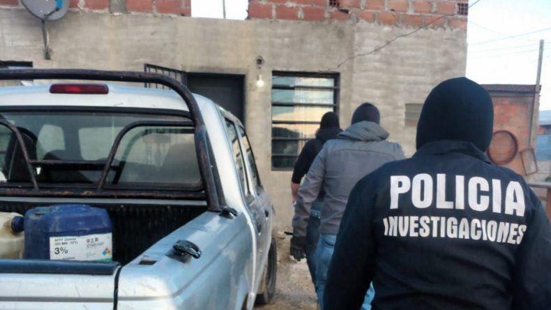 Los sospechosos de los asaltos residen a metros del sector en donde abordaban a los taxistas y los apuñalaban para robarles.