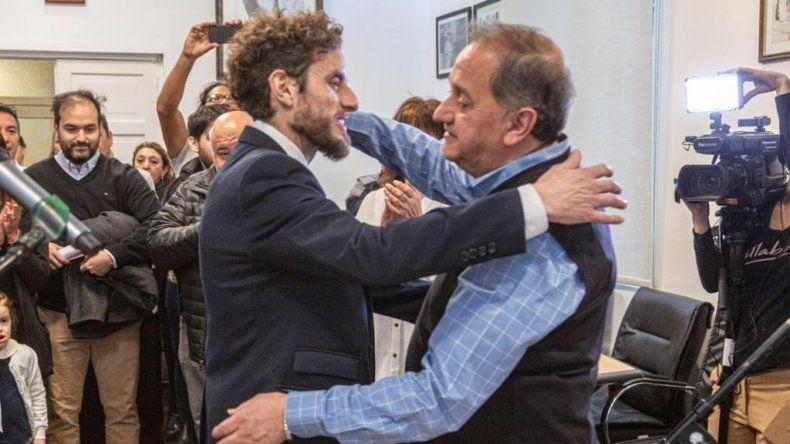 Romero asumió  como secretario de Infraestructura en lugar de Pagano