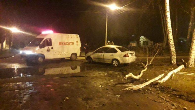Joven de Lago Puelo murió tras accidentarse en El Bolsón