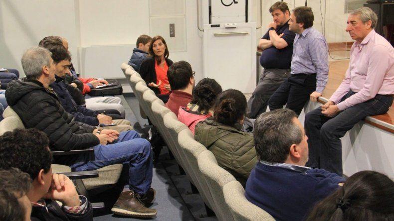 El Programa de Eficiencia Energética comenzó a dictarse en Río Gallegos y se prevé replicarlo en localidades de la zona norte.