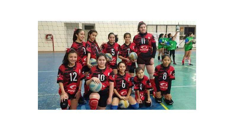 Las chicas de Savio salen a revalidar lo obtenido en la 1° fecha del Provincial.