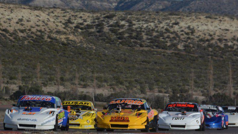 El automovilismo provincial se reanudará esta tarde en Trelew con la disputa de la quinta fecha del campeonato.