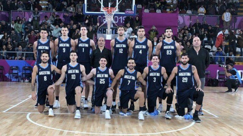 Argentina se quedó con la medalla de oro en el básquet
