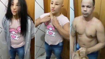 Intentó fugarse de la cárcel disfrazado de su hija