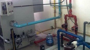 Provincia anunció que se reparó la calefacción en la Escuela N° 514