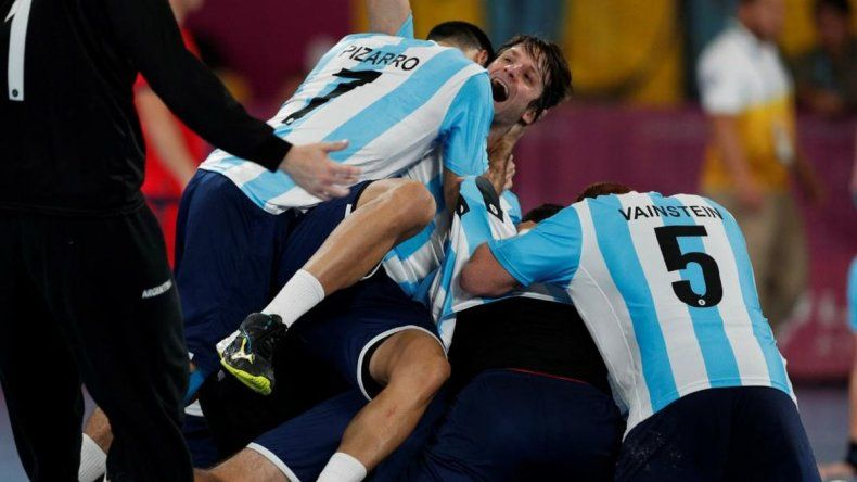 Los Gladiadores se llevaron el oro en los Panamericanos de Lima