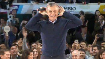 No se inunda más: los memes luego de los gritos de Macri