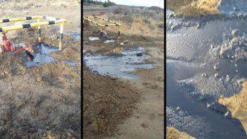 Denuncian a YPF por derrames y abandono en Cañadón Perdido