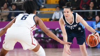 La Selección femenina de básquet quedó afuera por un insólito error