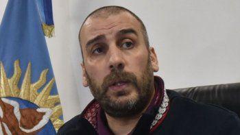 El cuadro clínico de del intendente Facundo Prades volvió a tornarse delicado.