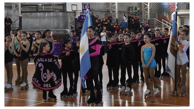 De Comodoro Rivadavia participarán cinco instituciones en el gimnasio municipal 2.
